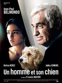 Un homme et son chien - 11 x 17 Movie Poster - German Style A