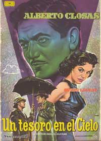 Un Tesoro en el Cielo - 43 x 62 Movie Poster - Spanish Style A