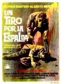 Un tiro por la Espalda - 11 x 17 Movie Poster - Spanish Style A