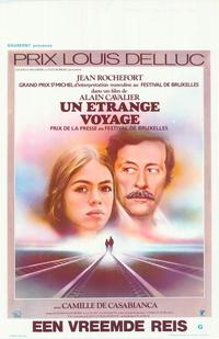 Un étrange voyage - 27 x 40 Movie Poster - Belgian Style A