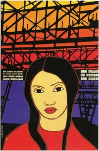 Una Mujer, un Hombre, una Ciudad - 11 x 17 Poster - Foreign - Style A
