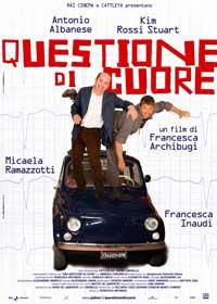 Una Questione di Cuore - 11 x 17 Movie Poster - Italian Style A