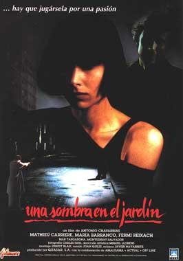 Una sombra en el jardin - 11 x 17 Movie Poster - Spanish Style A