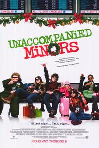 Unaccompanied Minors - 43 x 62 Movie Poster - Bus Shelter Style A