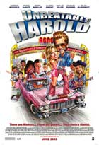 Unbeatable Harold - 43 x 62 Movie Poster - Bus Shelter Style A