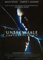 Unbreakable - 11 x 17 Movie Poster - Russian Style A