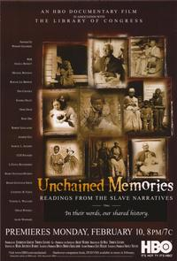 Unchained Memories - 11 x 17 Movie Poster - Style A