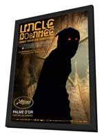 Uncle Boonmee Who Can Recall His Past Lives - 27 x 40 Movie Poster - German Style A - in Deluxe Wood Frame