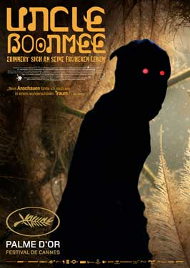 Uncle Boonmee Who Can Recall His Past Lives - 27 x 40 Movie Poster - German Style A