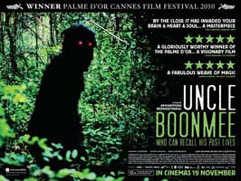 Uncle Boonmee Who Can Recall His Past Lives - 11 x 17 Movie Poster - UK Style A