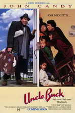 Uncle Buck - 11 x 17 Movie Poster - Style A