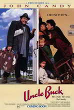Uncle Buck - 27 x 40 Movie Poster - Style A