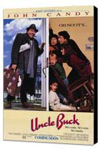 Uncle Buck - 11 x 17 Movie Poster - Style A - Museum Wrapped Canvas