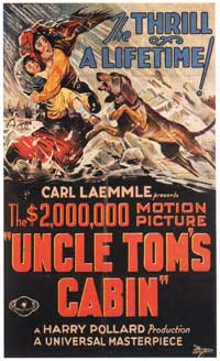 Uncle Tom's Cabin - 11 x 17 Movie Poster - Style A