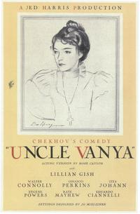 Uncle Vanya (Broadway) - 11 x 17 Poster - Style A