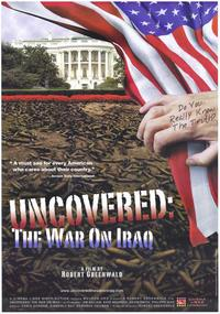 Uncovered - 27 x 40 Movie Poster - Style A