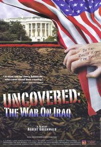 Uncovered - 11 x 17 Movie Poster - Style A