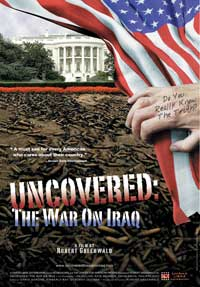 Uncovered: The Whole Truth About the Iraq War - 11 x 17 Movie Poster - Style A