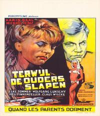 Und sowas nennt sich Leben - 27 x 40 Movie Poster - Belgian Style A