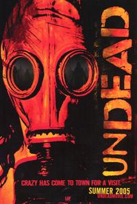 Undead - 11 x 17 Movie Poster - Style B