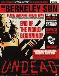 Undead - 11 x 17 Movie Poster - Style C