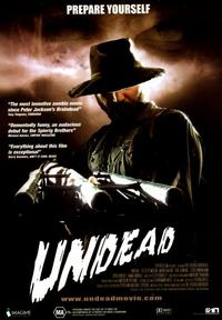 Undead - 11 x 17 Movie Poster - Style D