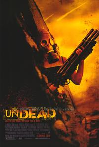 Undead - 43 x 62 Movie Poster - Bus Shelter Style A