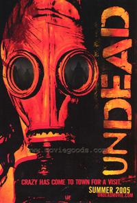Undead - 27 x 40 Movie Poster - Style B