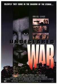 Undeclared War - 27 x 40 Movie Poster - Style A