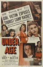 Under Age - 11 x 17 Movie Poster - Style A