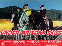 Under Arizona Skies - 11 x 14 Movie Poster - Style A