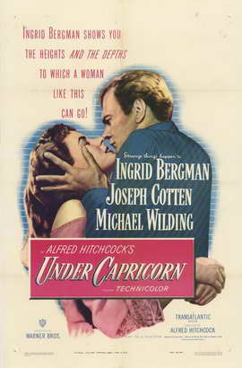 Under Capricorn - 11 x 17 Movie Poster - Style A
