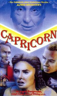 Under Capricorn - 27 x 40 Movie Poster - German Style B