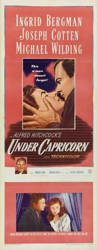 Under Capricorn - 14 x 36 Movie Poster - Insert Style A