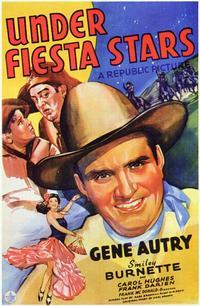 Under Fiesta Stars - 11 x 17 Movie Poster - Style B