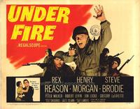 Under Fire - 22 x 28 Movie Poster - Half Sheet Style A