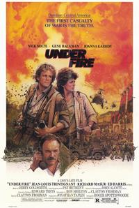 Under Fire - 11 x 17 Movie Poster - Style A