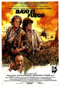 Under Fire - 11 x 17 Movie Poster - Spanish Style A
