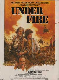 Under Fire - 11 x 17 Movie Poster - French Style A