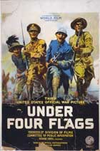 Under Four Flags - 11 x 17 Movie Poster - Style A