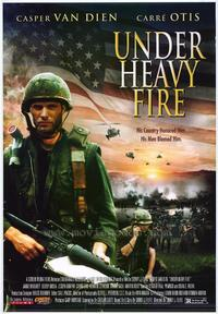 Under Heavy Fire - 27 x 40 Movie Poster - Style A