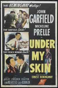 Under My Skin - 27 x 40 Movie Poster - Style A