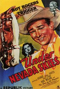 Under Nevada Skies - 27 x 40 Movie Poster - Style A