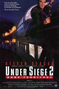 Under Siege 2: Dark Territory - 27 x 40 Movie Poster - Style B