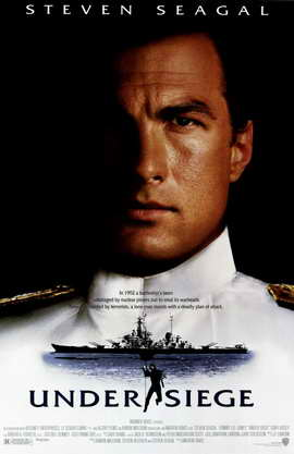 Under Siege - 11 x 17 Movie Poster - Style A