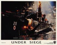 Under Siege - 11 x 14 Movie Poster - Style F