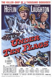Under Ten Flags - 27 x 40 Movie Poster - Style A