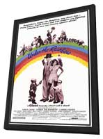 Under the Rainbow - 11 x 17 Movie Poster - Style A - in Deluxe Wood Frame