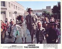 Under the Rainbow - 11 x 14 Movie Poster - Style B