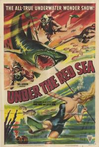 Under the Red Sea - 27 x 40 Movie Poster - Style A